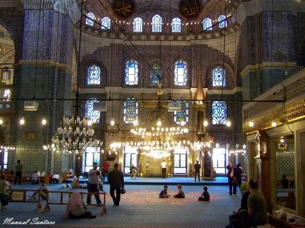 Istanbul, Yeni Mosque