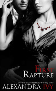 First Rapture by Alexandra Ivy || Cover Love