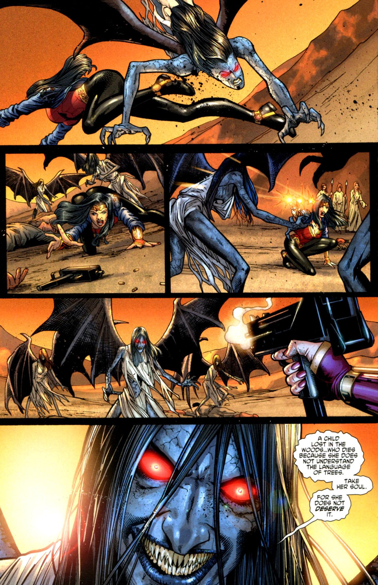 Read online Wonder Woman (2006) comic -  Issue #603 - 6