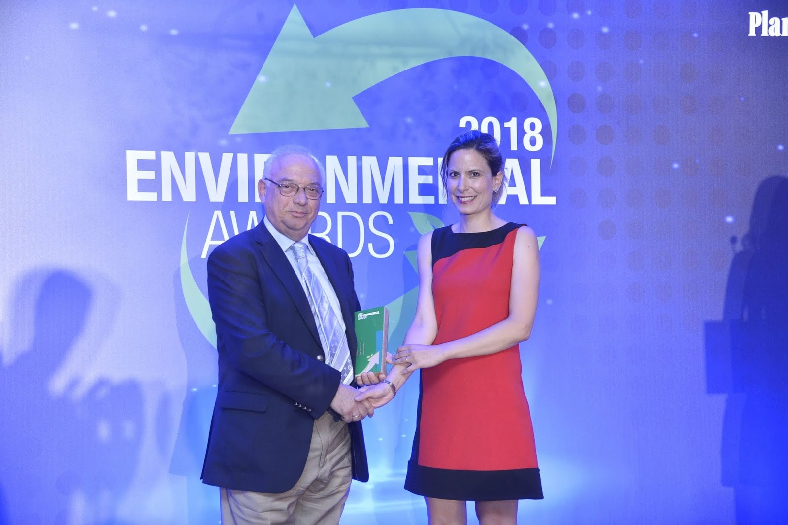 Τρία περιβαλλοντικά βραβεία για το Πόρτο Καρράς στα Environmental Awards 2018!