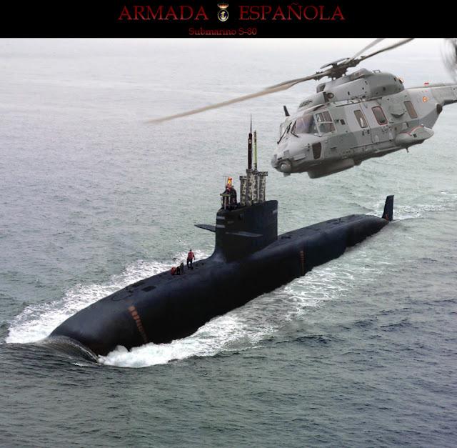 Resultado de imagen de S-80 español
