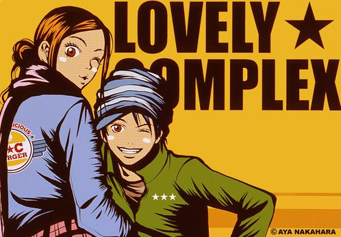 Anime Romance Comedy Terbaik Lovely Complex