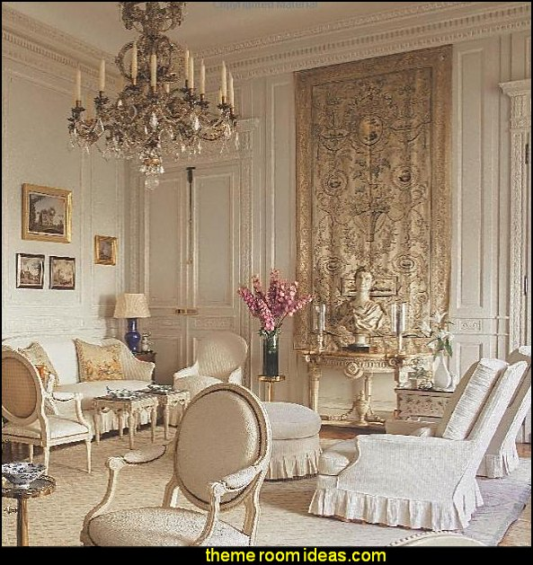 French provincial furniture   Column Wall Sculpture