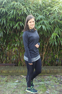 Clothes & Dreams: Shoplog: Zalando for running gear