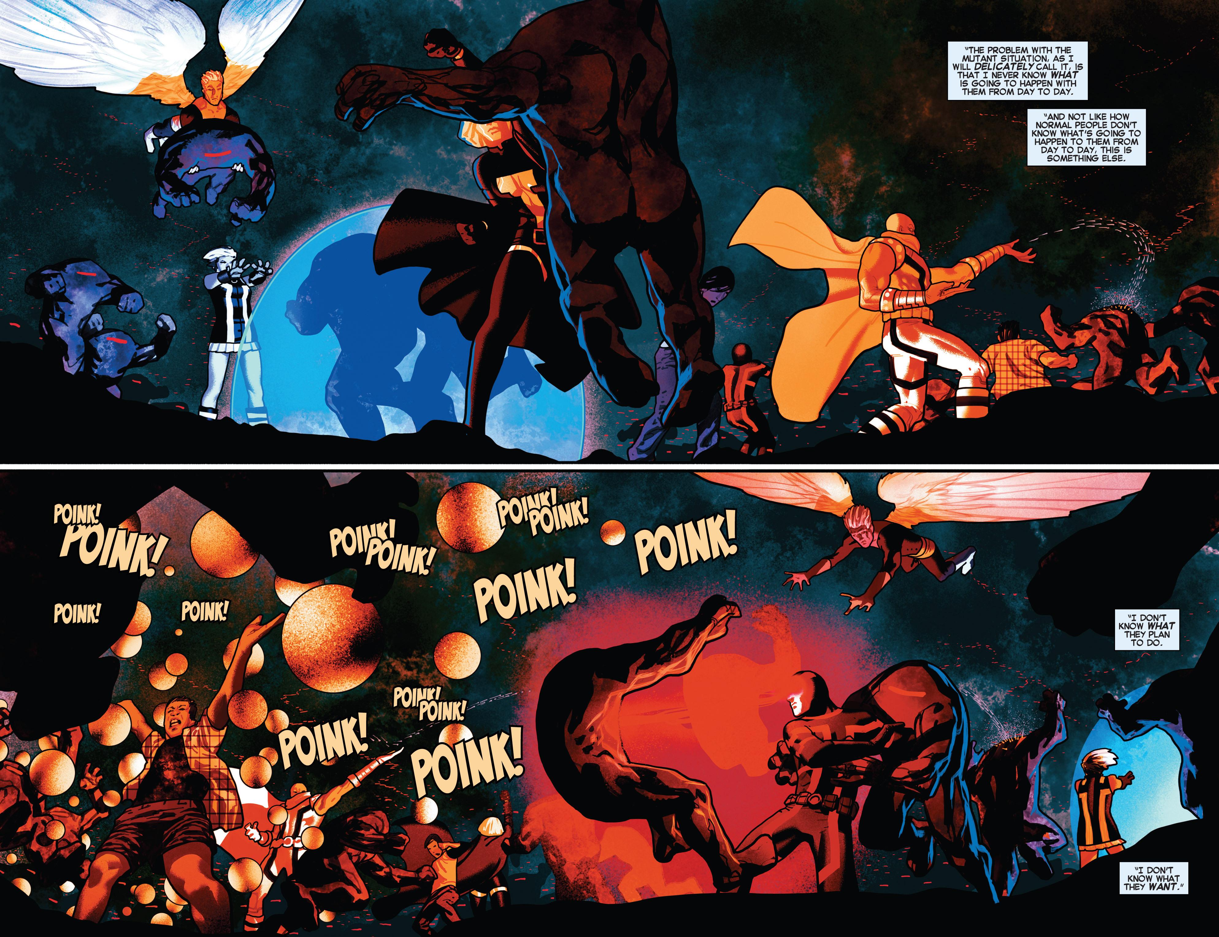 Read online Uncanny X-Men (2013) comic -  Issue #6 - 16