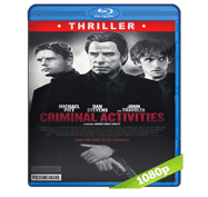 Criminal Activities (2015) BRRip 1080p Audio Dual Latino/Ingles 5.1