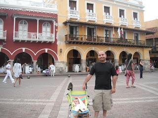 Viajar con niños a la Costa Colombia