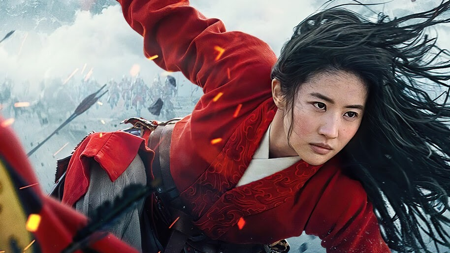 Mulan, Live Action, Movie, Poster, 4K, #3.2284