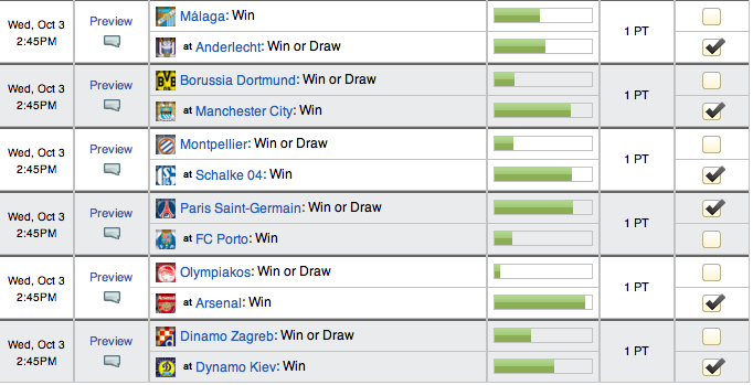 champions league fixtures - photo #13