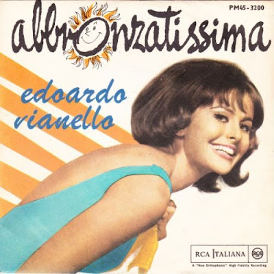 Album cover for Abbronzatissima.