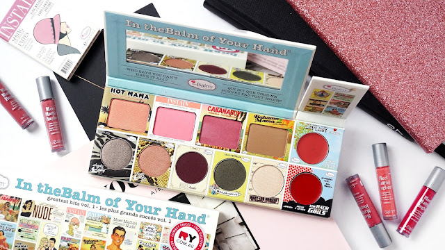 In theBalm Of Your Hand All-In-One Face Palette