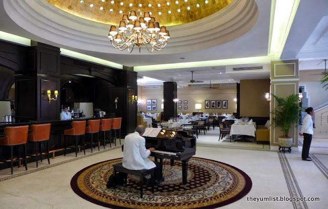Colonial Cafe, The Majestic Hotel, Kuala Lumpur,