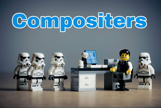 compositor jobs and salary