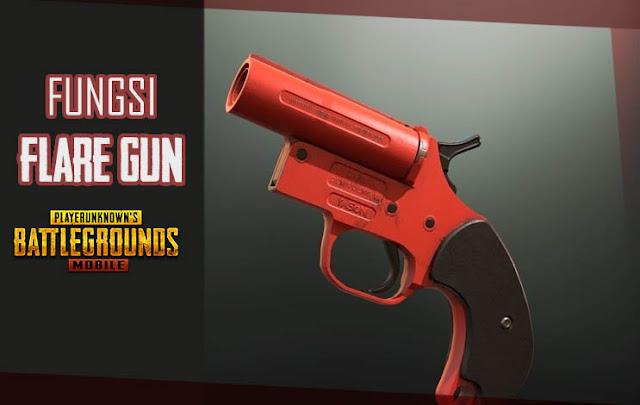 PUBG Mobile telah menghadirkan senjata baru bernama Flare Gun Tutorial games: Cara Mendapatkan Flare Gun PUBG Mobile
