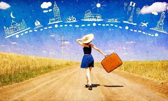 Ανανεώστε το μυαλό σας με …ταξίδια