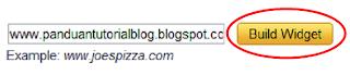 Bagaimana Cara memasang Widget Alexa Rank Pada Blog