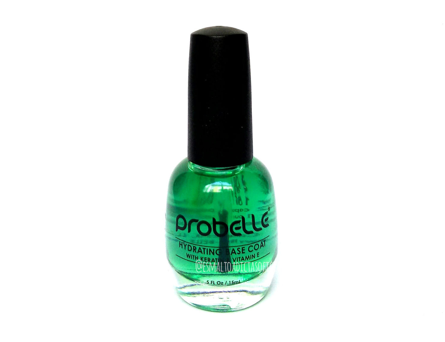 Esmaltoadictas: [Review] Base Coats - Probelle
