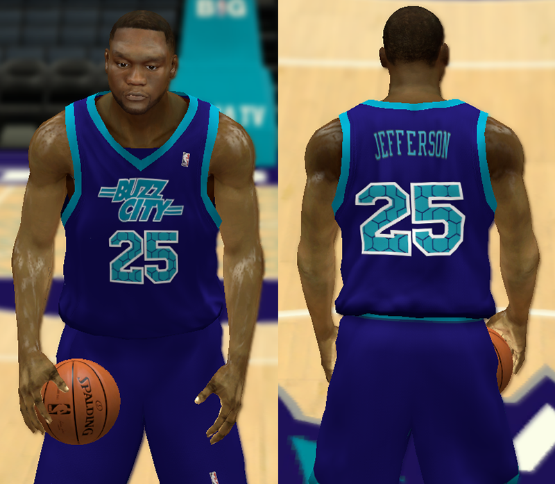 the latest 0c632 75c31 NBA 2K14 Charlotte Hornets Jersey Mods (Concept Designs ...