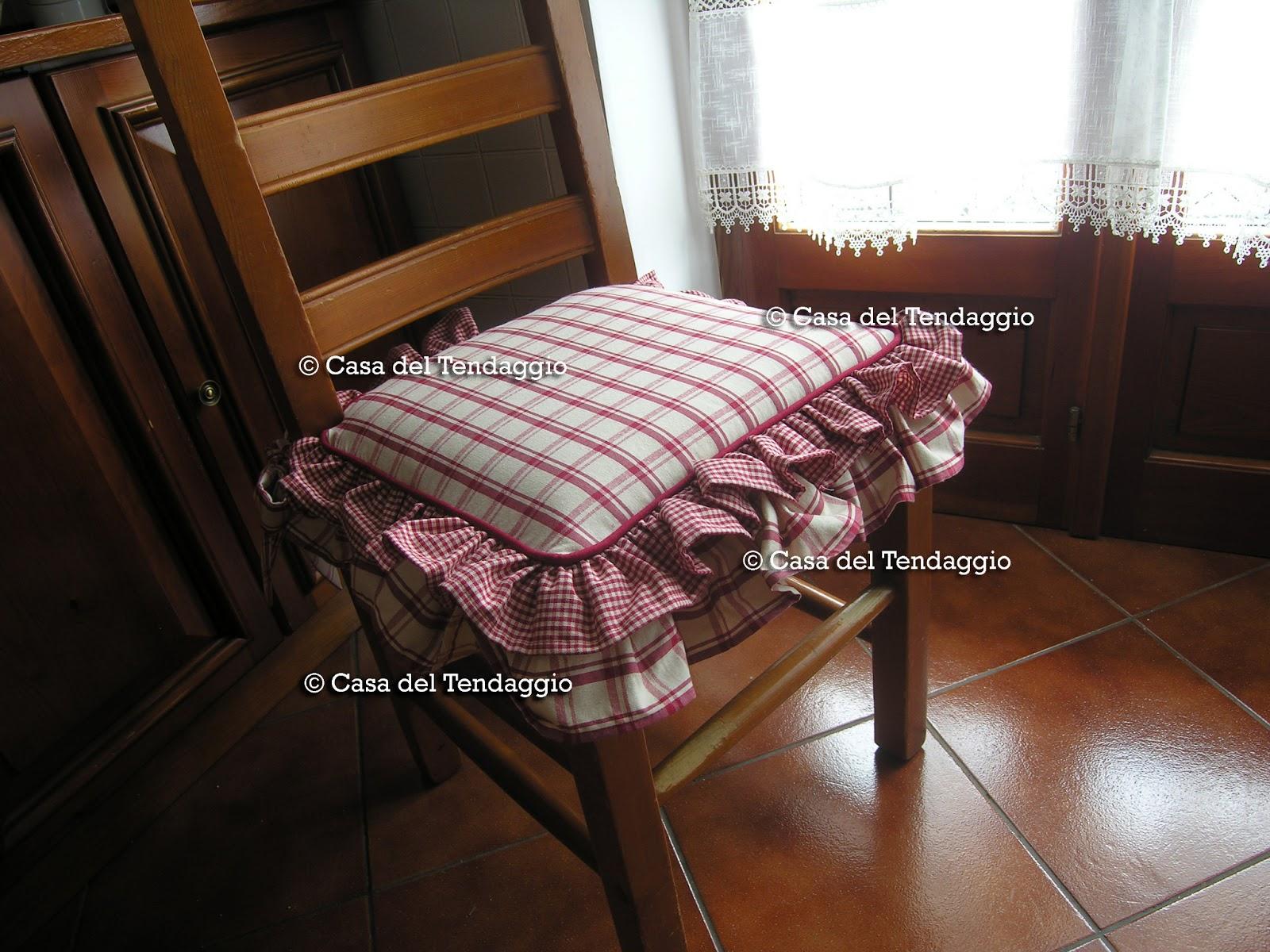 Conosciuto cuscini country per sedia | Tendenzialmente country JA24