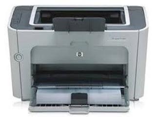Picture HP LaserJet P1505 Printer