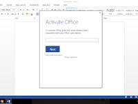 Cara Aktivasi Permanen  Microsoft Office with KMSAuto Net