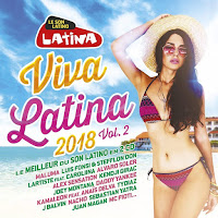 Cds Viva Latina 2018 Vol.2