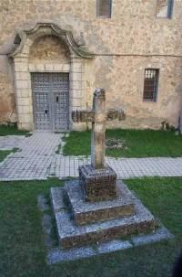 La cruz de los Descalzos