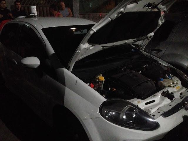 Trio com carros roubados é detido pela Guarda Municipal de Vitória (ES) após acompanhamento pelas ruas da capital.