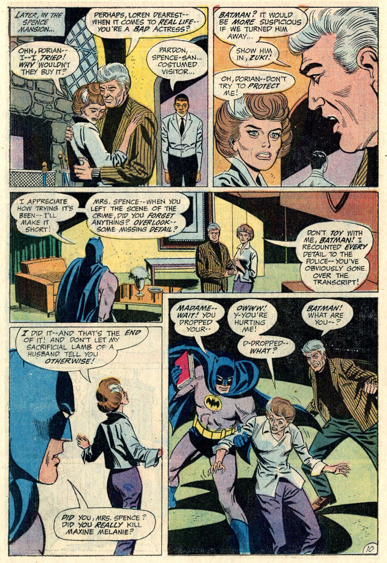 Detective Comics (1937) 398 Page 13