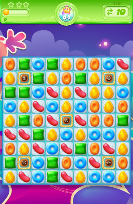 Candy Crush Jelly Saga 173