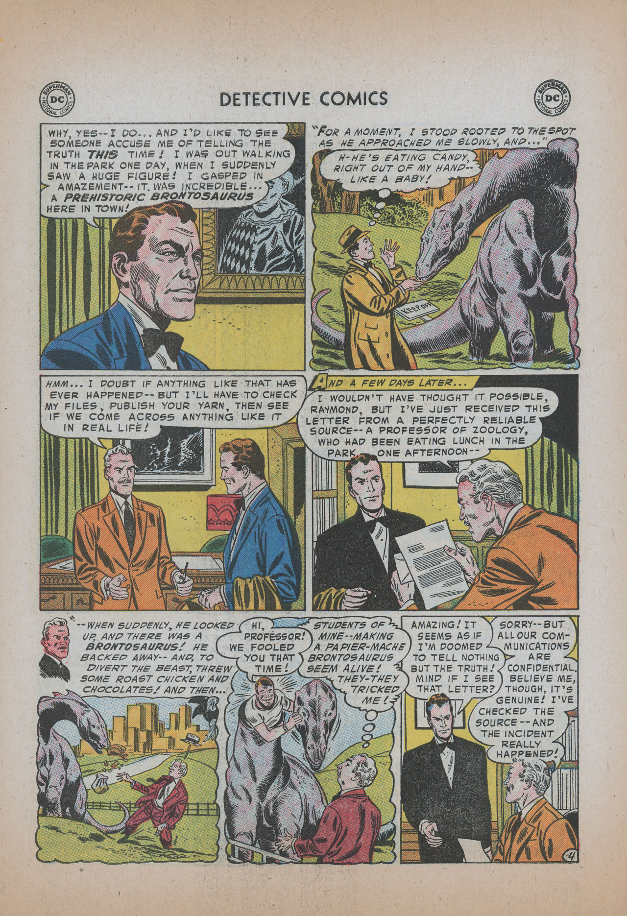 Detective Comics (1937) 220 Page 30