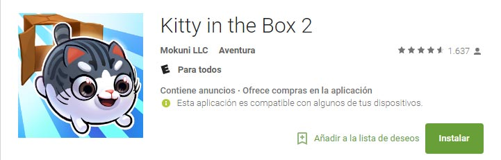 Kitty in the Box 2