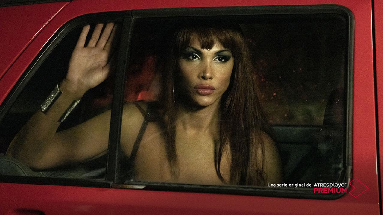 Daniela Santiago protagoniza 'Veneno', el biopic de Atresplayer Premium