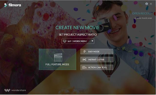 Luwung Desain-Tutorial Lengkap Edit Video dengan Wondershare Filmora