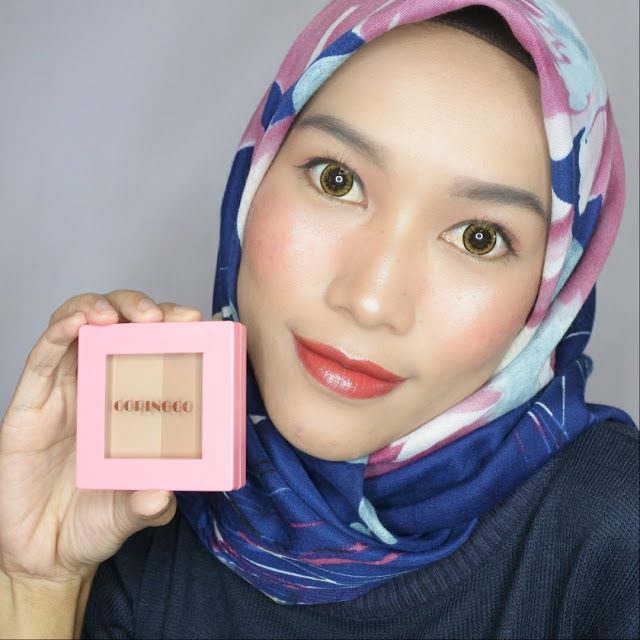 Contour powder dari Korea