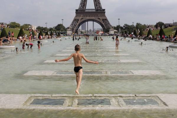 Lago Torre Eiffel