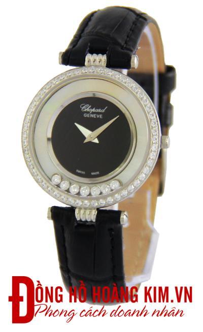 đồng hồ dây da nữ đẹp giá rẻ