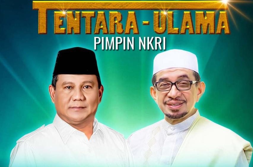 Prabowo - Habib Salim