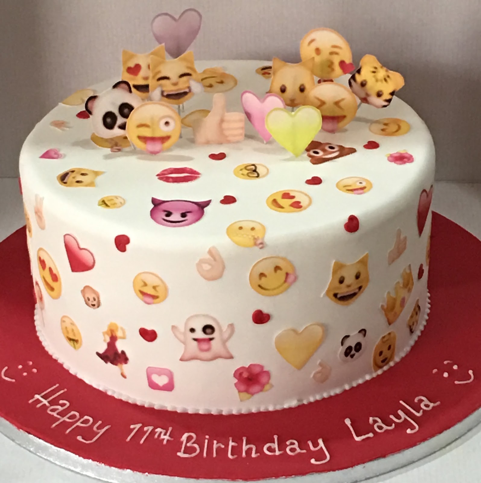 Best Birthday Cakes In Bahrain