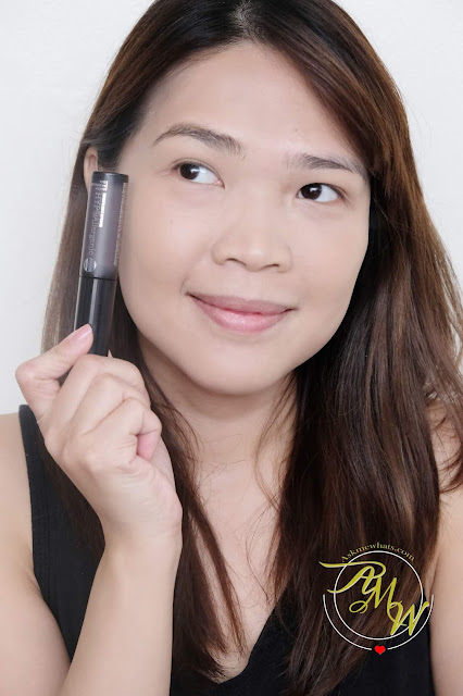 a photo of Bell Hypoallergenic Brow Modeller Gel Review by Nikki Tiu.
