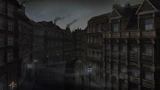 London Street - Environment Design