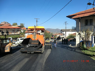 Δήμος Κατερίνης: Βελτίωση – αποκατάσταση της δημοτικής οδοποιίας στους οικισμούς της Δ.Ε. Πιερίων