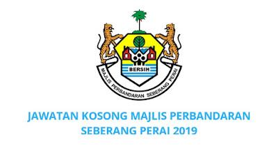 Jawatan Kosong MPSP 2019 Majlis Perbandaran Seberang Perai