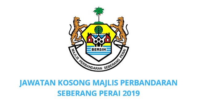 Jawatan Kosong MPSP 2021 Majlis Perbandaran Seberang Perai