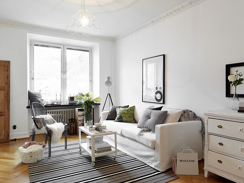 sweet scandinavian home | Atelier Decor