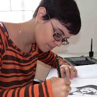 Quadrinista Bianca Pinheiro