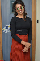 Tejaswini Madivada backstage pics at 92.7 Big FM Studio Exclusive  24.JPG