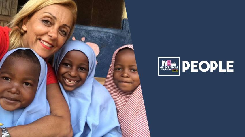 Intervista a Patrizia di Flumeri, presidentessa di Cuori in viaggio