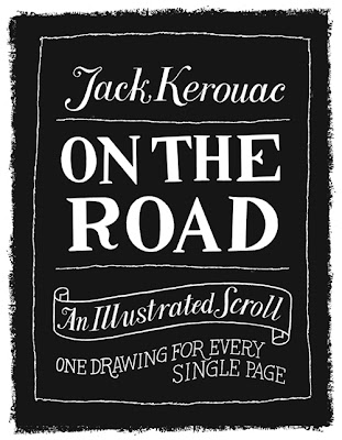 On the Road: An Illustrated Scroll