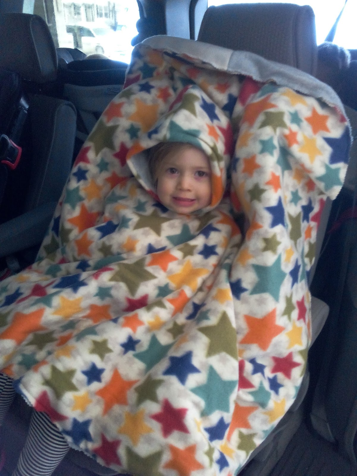 Bergan car seat protector single poncho
